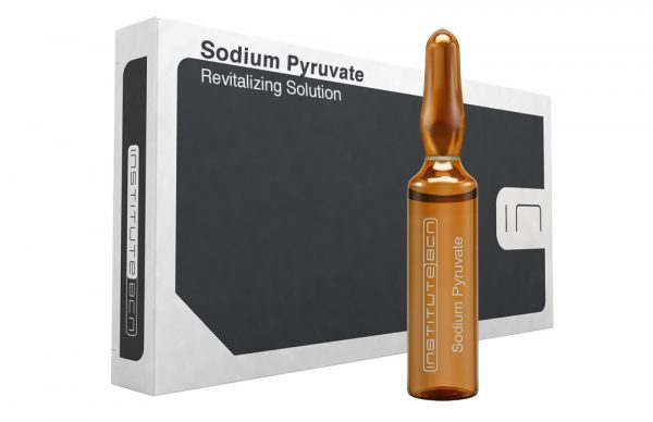 sodium-pyruvate mesotherapy