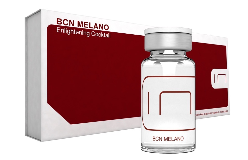 bcn melano Enlightening Cocktail Hyperpigmentation Mesotherapy